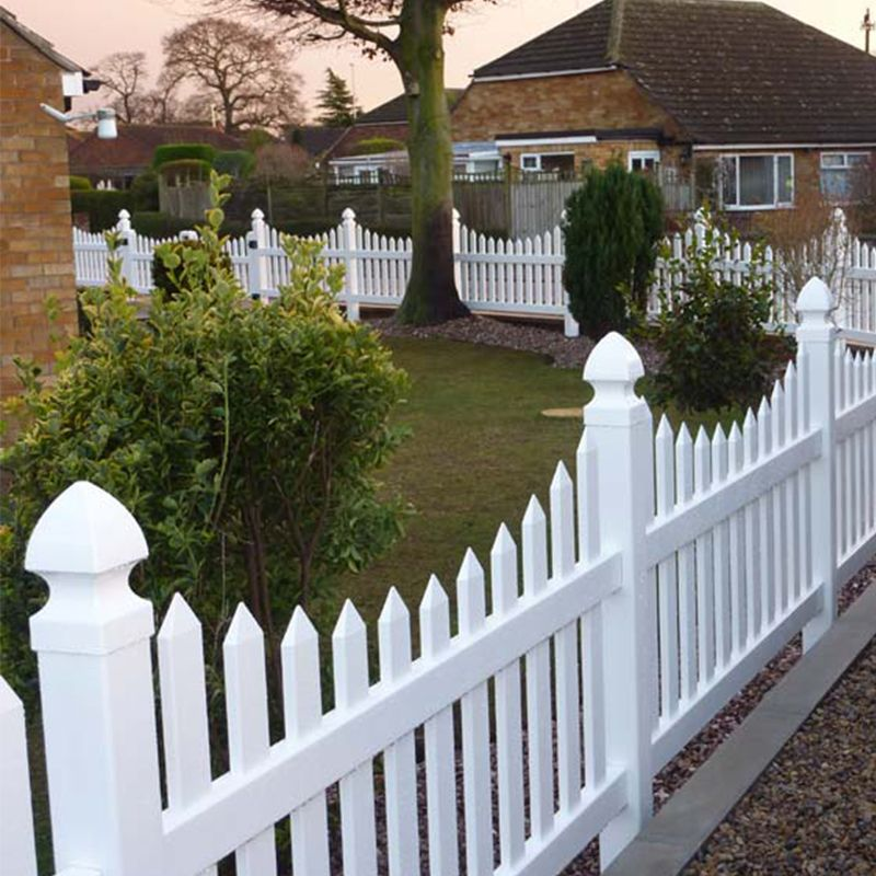 Vinyl Picket Fencing 6ft Wide Panel 36 Quot High