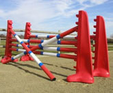 Plastic Show Jumping Products